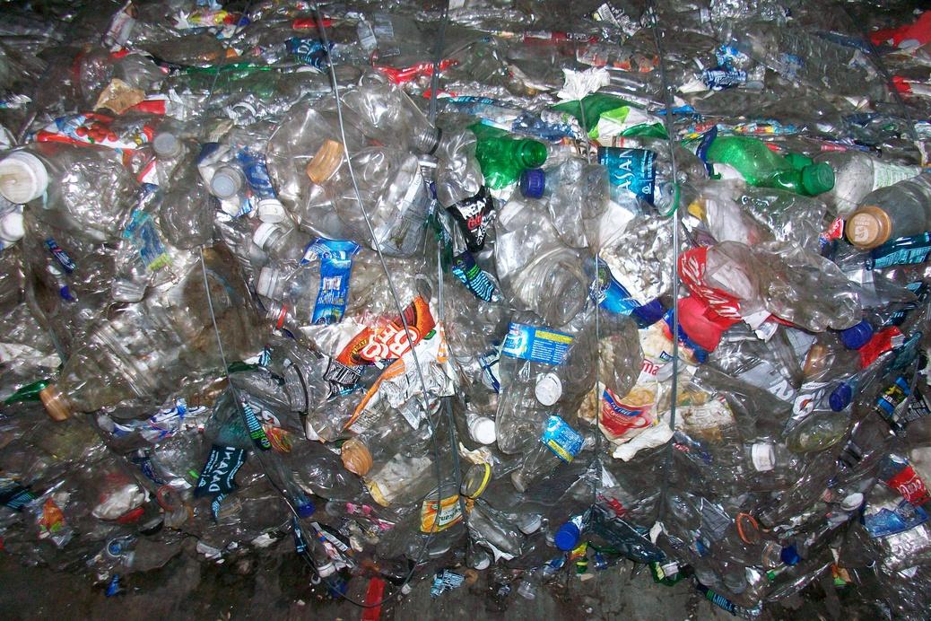 Прием пластмассы