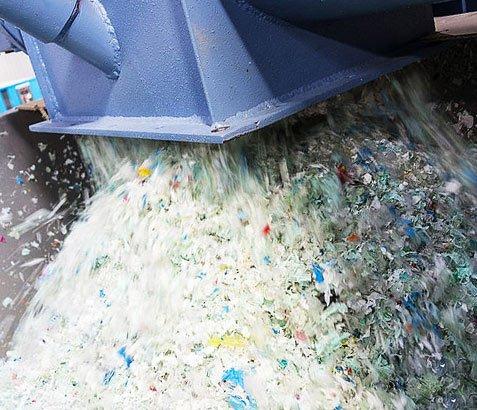Сдать бумагу для вторичной переработки