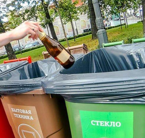 Сдать вторсырье в Воронеже можно в рамках экологических акций