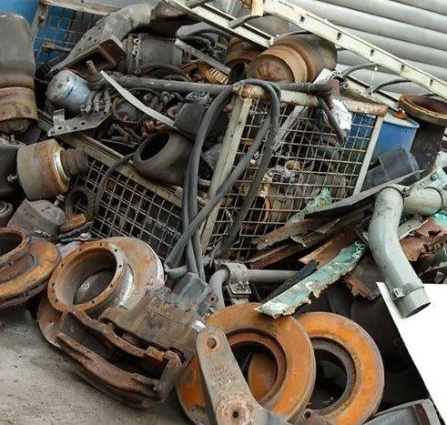 Прием несортированного лома черных металлов в Воронеже
