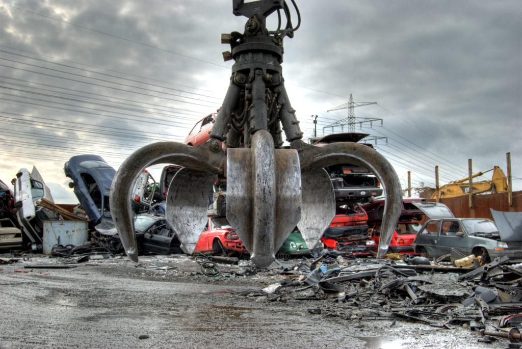 прием металлолома в Воронеже