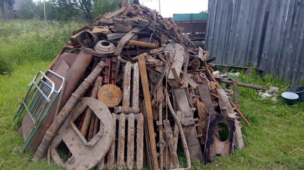 Почему важно собирать и сдавать металлолом